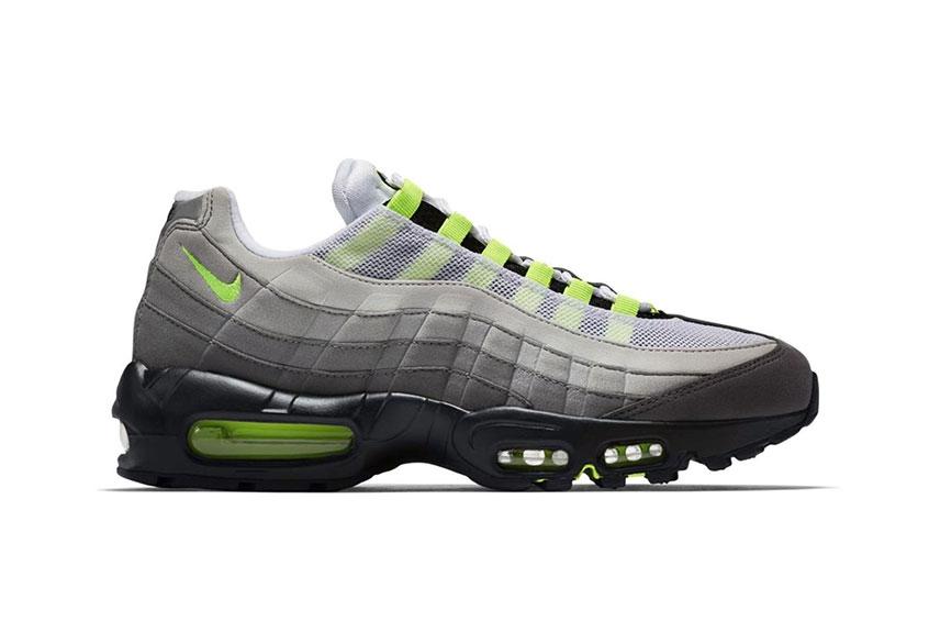 Nike Air Max 95 OG Neon 554970 071 2018 | SneakerFiles